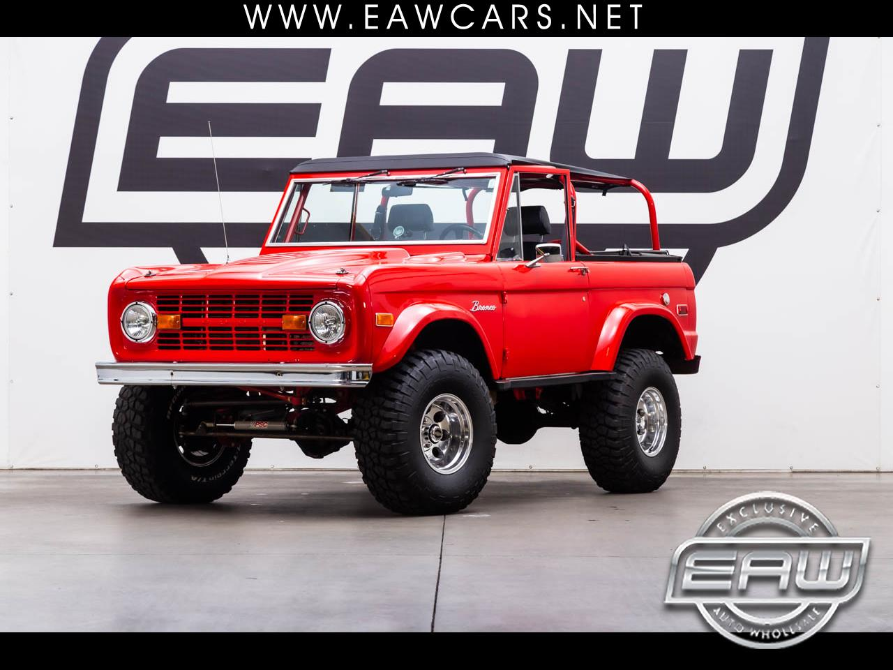 Photo 1974 Ford Bronco 4WD SOFT TOP CONVERTIBLE