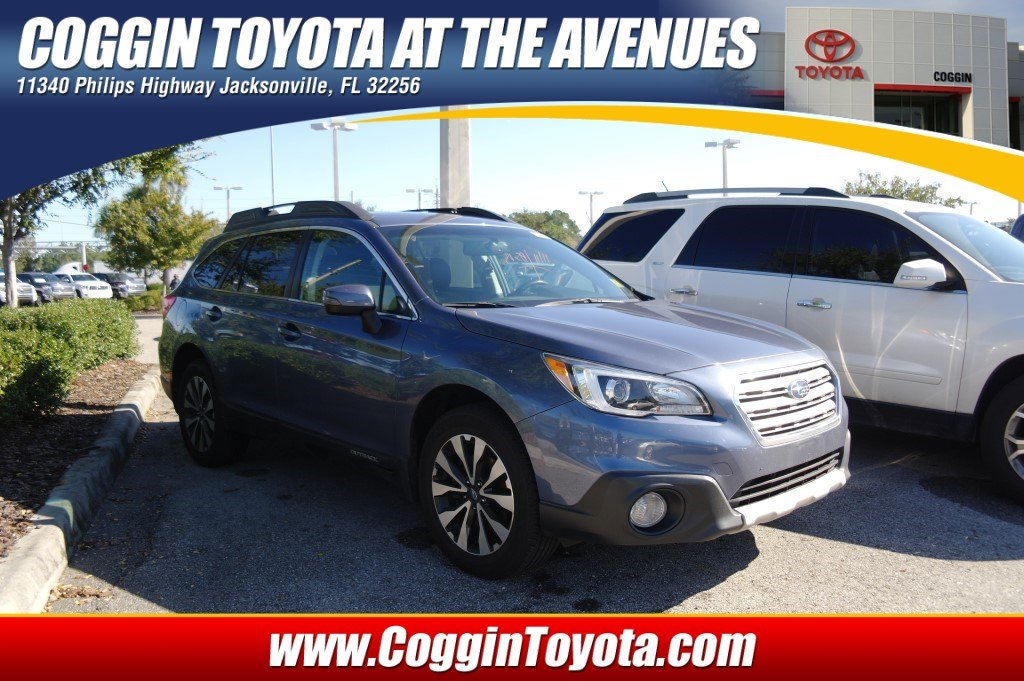 Photo Pre-Owned 2016 Subaru Outback 2.5i Limited SUV in Jacksonville FL
