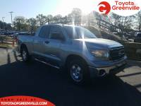 Pre-Owned 2012 Toyota Tundra 4.6L V8 Double Cab 4x4 Truck Double Cab in Greenville SC