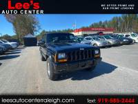 2000 Jeep Cherokee 4dr Classic