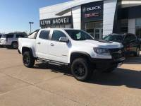 Certified Pre-Owned 2018 Chevrolet Colorado 4WD ZR2 Dusk Special Edition VIN1GCGTEEN0J1190210 Stock Number15233A