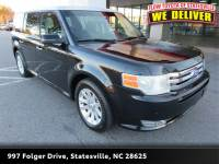 Pre-Owned 2009 Ford Flex SEL SUV
