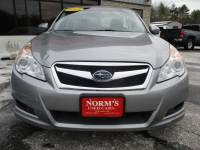 Used 2011 Subaru Legacy For Sale at Norm's Used Cars Inc. | VIN: 4S3BMBC65B3227811