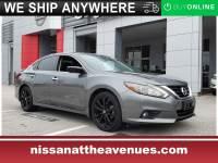 Pre-Owned 2017 Nissan Altima 2.5 SR Sedan in Jacksonville FL
