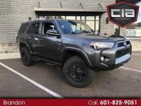 2018 Toyota 4Runner SR5 2WD (Natl)