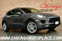 2016 Porsche Macan S - ORIGINAL MSRP: $63,255 PREMIUM PACKAGE PLUS INFOTAINMENT PACKAGE NAVIGATION BACKUP CAMERA HEATED STEERING WHEEL GRAY LEATHER HEATED/COOLED SEATS