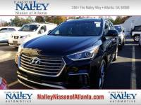 Pre-Owned 2017 Hyundai Santa Fe Limited Ultimate SUV in Atlanta GA