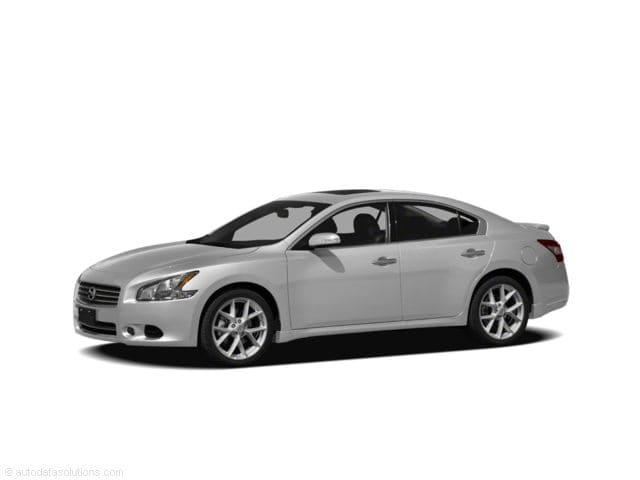 Photo Used 2011 Nissan Maxima 3.5 S in Harlingen, TX