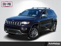 2018 Jeep Grand Cherokee Limited RWD