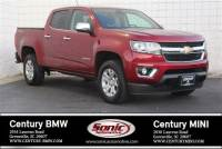 Pre-Owned 2017 Chevrolet Colorado 4WD LT Truck Crew Cab in Greenville, SC