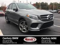 Pre-Owned 2016 Mercedes-Benz GLE GLE 400 SUV in Greenville, SC