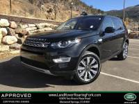 Certified Used 2019 Land Rover Discovery Sport HSE LUX SUV in Glenwood Springs, CO