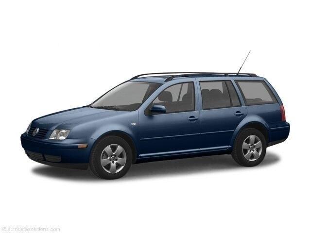 Photo 2003 Volkswagen Jetta Wagon GL
