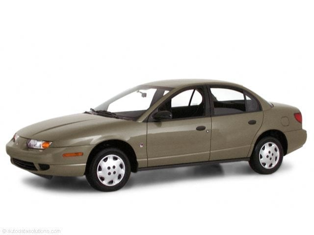Photo Used 2000 Saturn S-Series SL1 SL1 Sedan FWD in Raynham MA