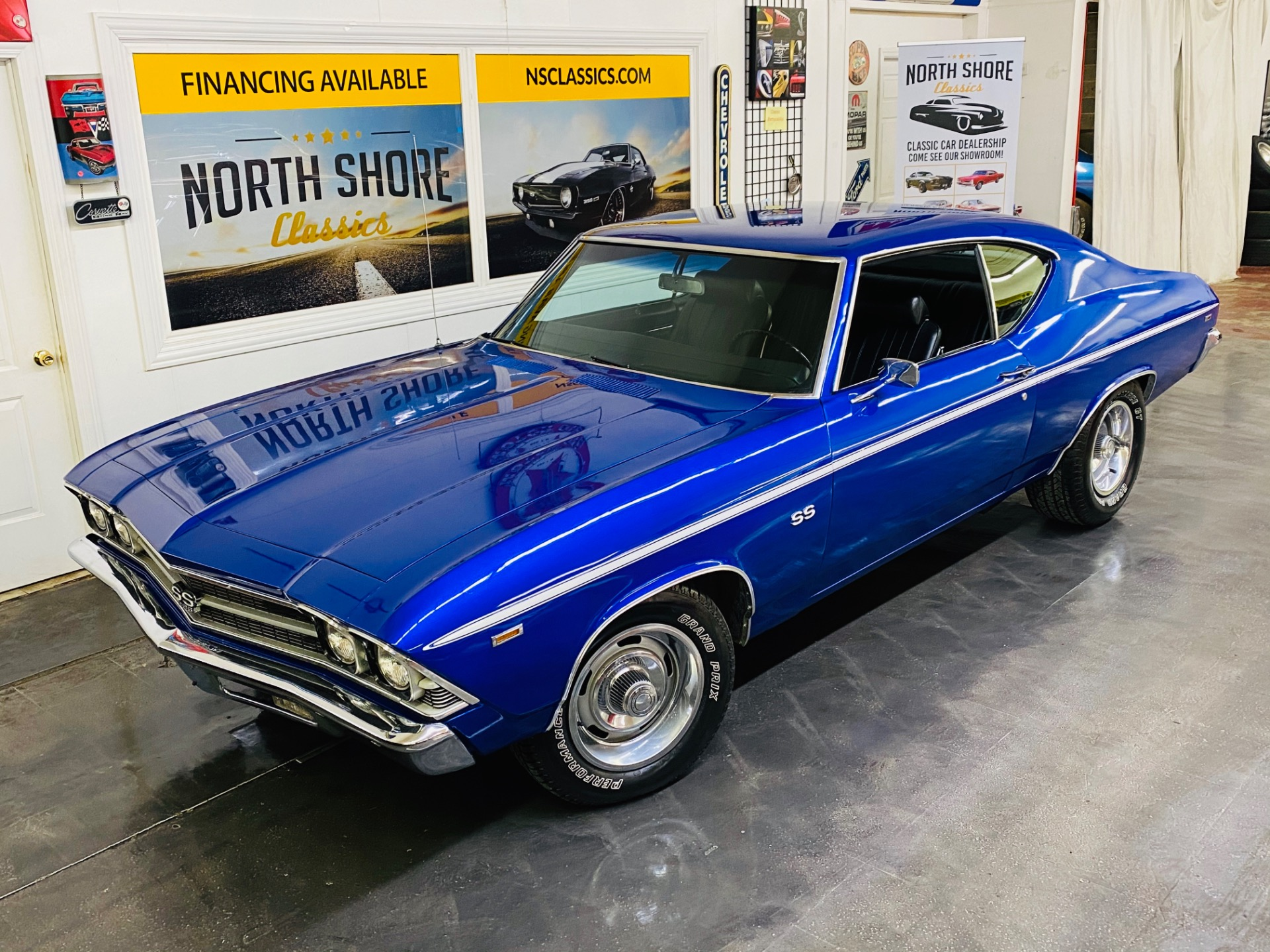 Photo 1969 Chevrolet Chevelle - SS TRIBUTE - BIG BLOCK - 4 SPEED - SEE VIDEO