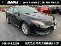 Used 2015 Lincoln MKS For Sale at MAZDA OF ORLAND PARK | VIN: 1LNHL9FT2FG608856