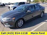 Used 2017 Ford Fusion Energi 38U11305 For Sale   Novato CA