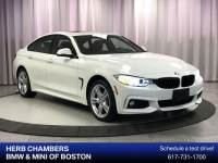 Pre-Owned 2017 BMW 430i xDrive w/SULEV Gran Coupe in Sudbury, MA