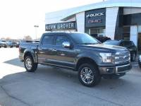 Pre-Owned 2016 Ford F-150 Platinum VIN1FTEW1EF2GFB83853 Stock Number14988B