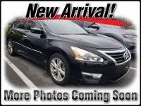 Pre-Owned 2013 Nissan Altima 2.5 SV Sedan in Jacksonville FL