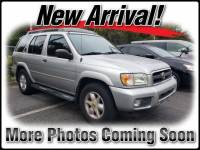 Pre-Owned 2002 Nissan Pathfinder SUV in Jacksonville FL