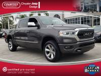 Certified 2019 Ram 1500 Limited Limited 4x4 Crew Cab 57 Box in Jacksonville FL