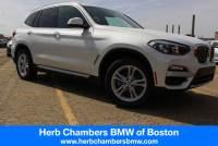 Pre-Owned 2019 BMW X3 xDrive30i SAV in Boston, MA