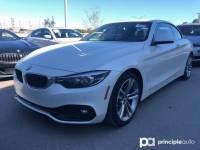 2019 BMW 430i 430i w/ Convenience Convertible in San Antonio