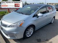 Pre-Owned 2014 Toyota Prius v Five Wagon in Oakland, CA