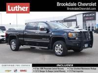 Certified Pre-Owned 2018 GMC Sierra 3500HD Crew Cab Standard Box 4-Wheel Drive Denali