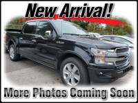 Certified 2019 Ford F-150 Platinum Truck SuperCrew Cab in Jacksonville FL