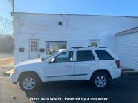 2010 Jeep Grand Cherokee Laredo 4WD 5-Speed Automatic