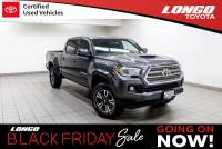 Certified Used 2017 Toyota Tacoma TRD Sport Double Cab 6 Bed V6 4x2 Automatic in El Monte