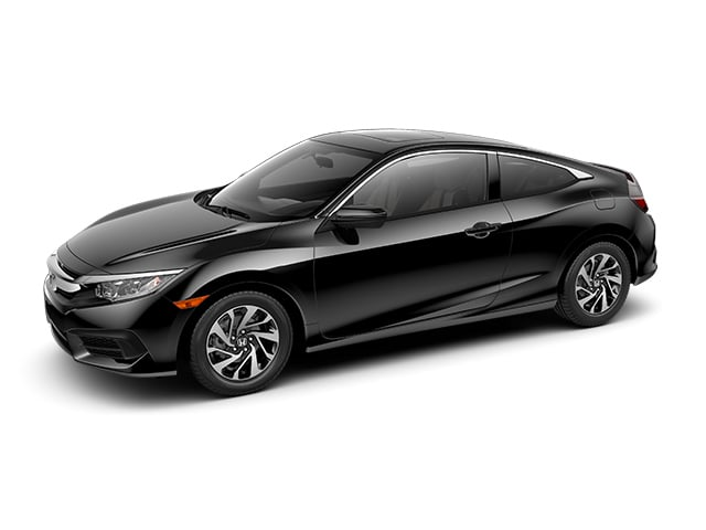 Photo Pre-Owned 2017 Honda Civic LX-P Coupe For Sale Southampton, New York