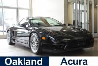 2002 Acura NSX 3.2L Open Top
