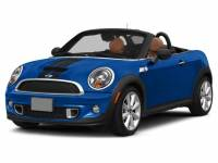 2015 MINI Roadster Convertible