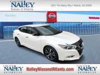 Certified 2016 Nissan Maxima 3.5 SV Sedan in Atlanta GA