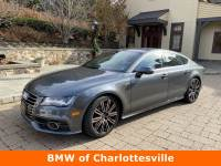 Pre-Owned 2012 Audi A7 in Charlottesville VA