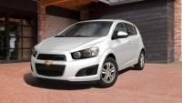 Pre-Owned 2014 Chevrolet Sonic Hatch LT Auto