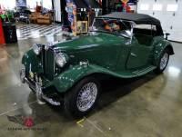 1952 MG TD $22,900