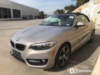 2017 BMW 2 Series 230i w/ Premium/Driving Assist Convertible in San Antonio