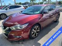 Used 2016 Nissan Maxima 3.5 SV in West Palm Beach, FL