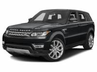Pre-Owned 2017 Land Rover Range Rover Sport HSE SUV in Sudbury, MA