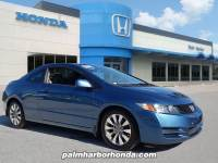 Pre-Owned 2009 Honda Civic EX Coupe in Tampa FL