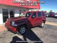 2012 Jeep Liberty 4dr Sport