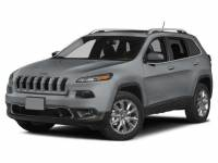 Pre-Owned 2015 Jeep Cherokee Latitude 4x4 SUV