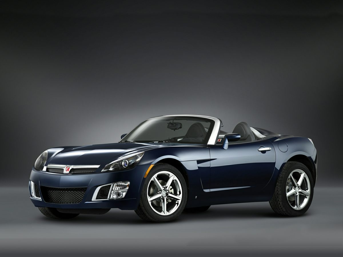 Photo 2007 Saturn Sky Red Line Convertible In Clermont, FL