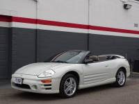 Used 2003 Mitsubishi Eclipse Spyder For Sale at Huber Automotive | VIN: 4A3AE55H83E173190