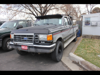 1989 Ford F-250 HD SuperCab 4WD