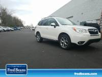 Used 2016 Subaru Forester 2.5i Touring For Sale in Doylestown PA | Serving New Britain PA, Chalfont, & Warrington Township | JF2SJAVC5GH536373